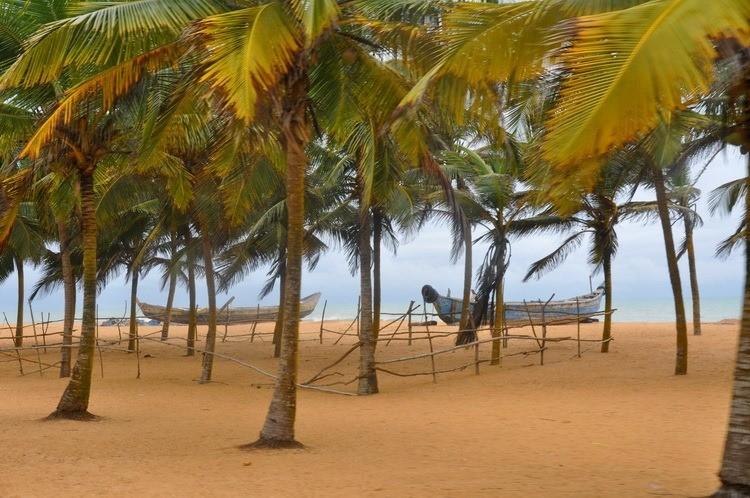 Grand Popo, dernière étape au Bénin