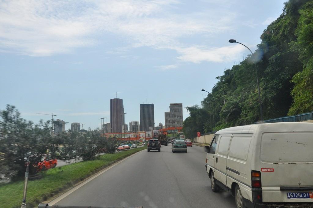 Arrivée sur Abidjan et retour sur les traces de mon enfance
