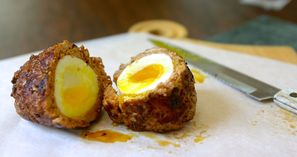 Paleo Scotch Egg